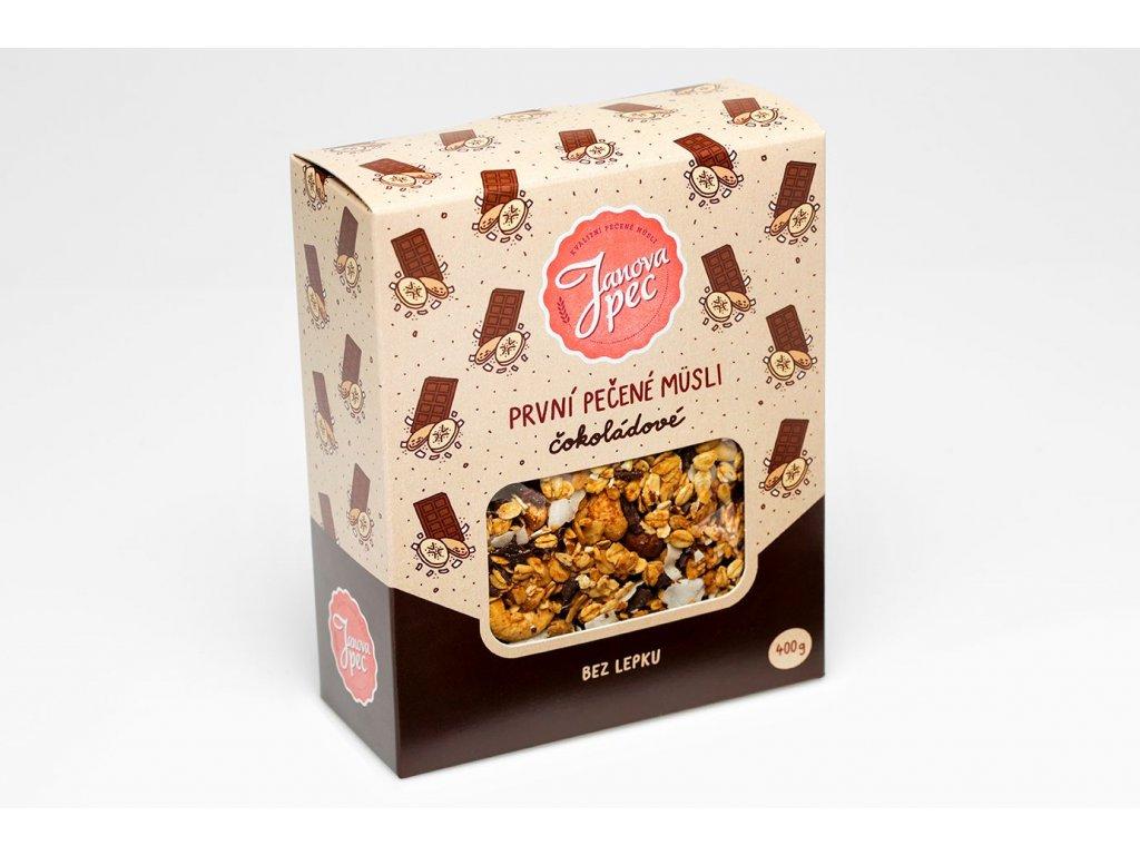 musli cokoladove krabicka