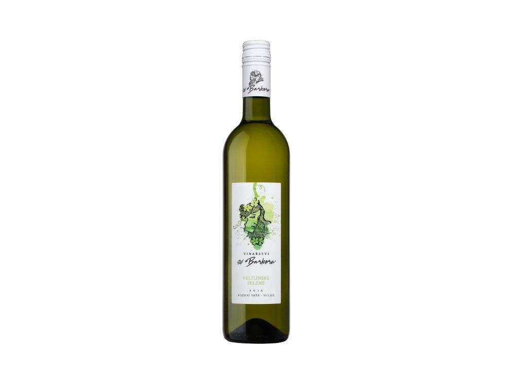 32 veltlinske zelene 2018 bottle thumb