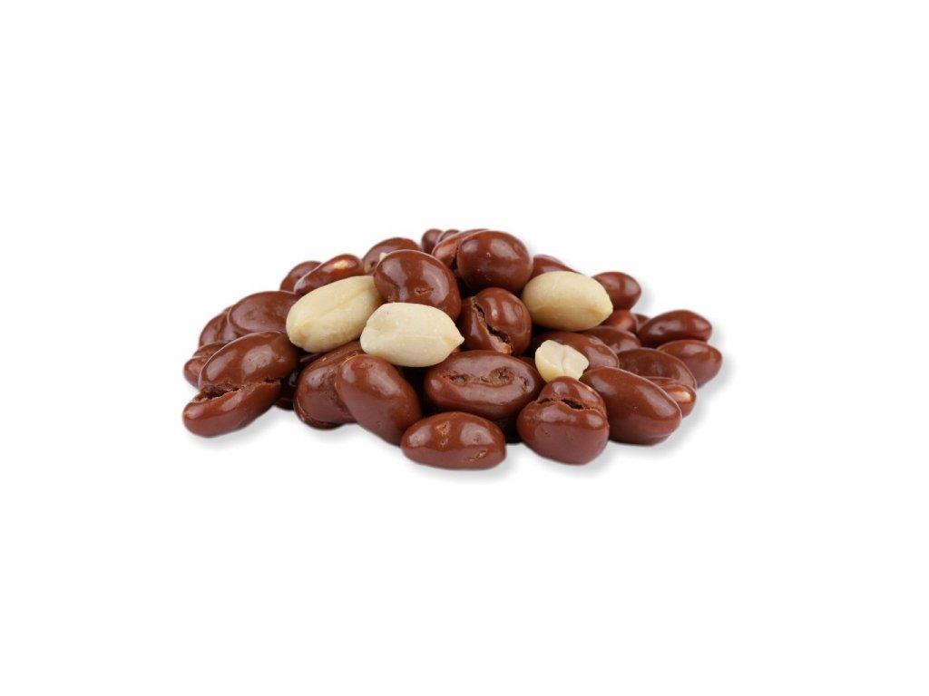 arasidy v mlecne cokolade s karamelem nuttamix