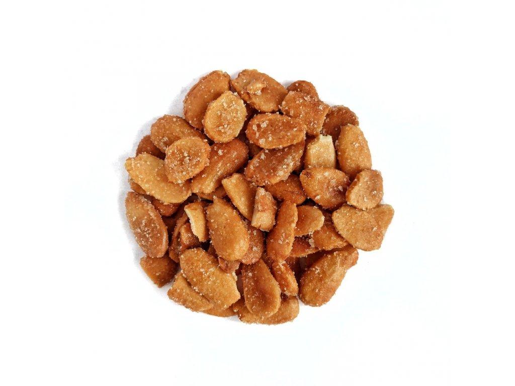 mandle v medu a soli nuttamix