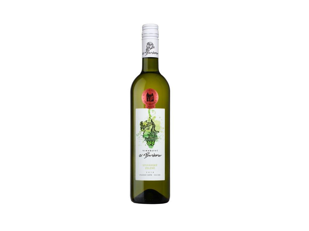 29 sylvanske zelene bottle thumb