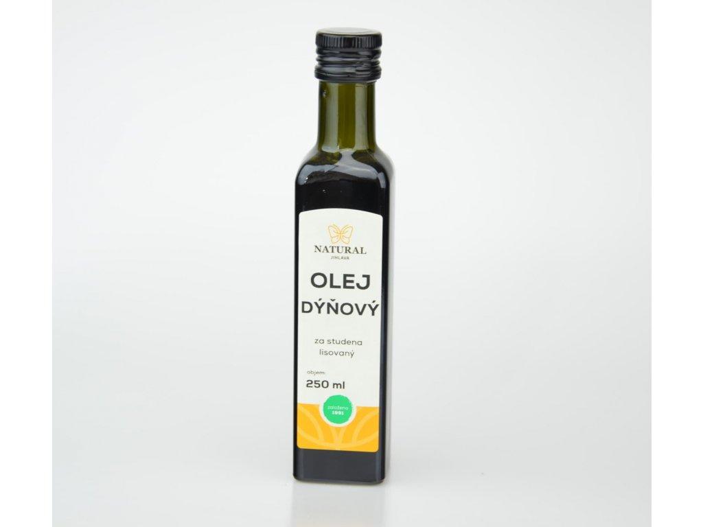 olej dynovy za studena lisovany