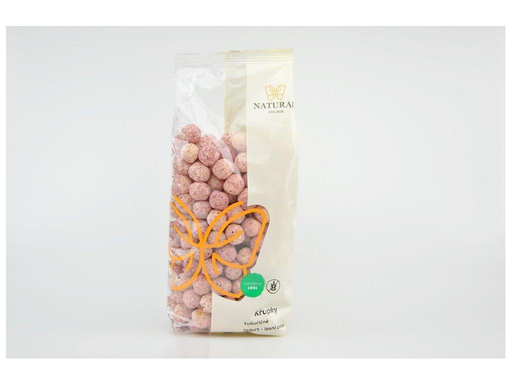 kukuricne krupky lesni ovoce a jogurt