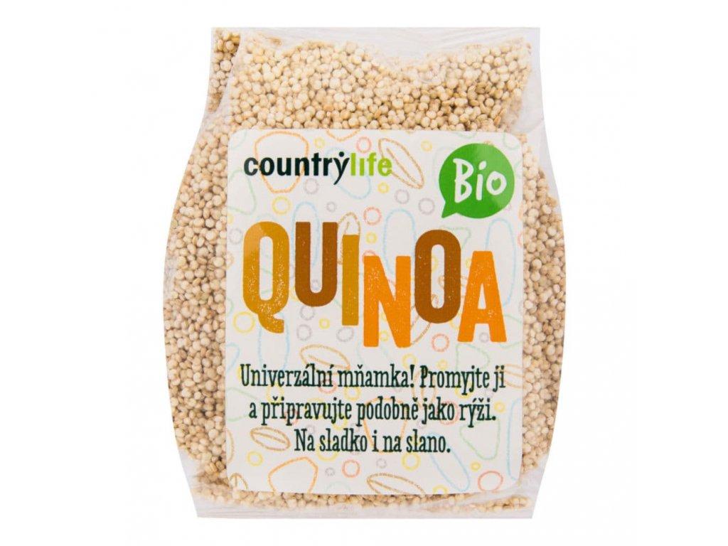 quinoa country life bio