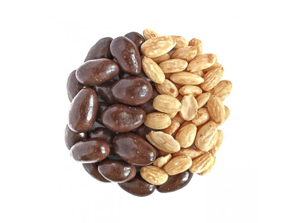 nuttamix nuttanuts mandle v mlecne cokolade (1)