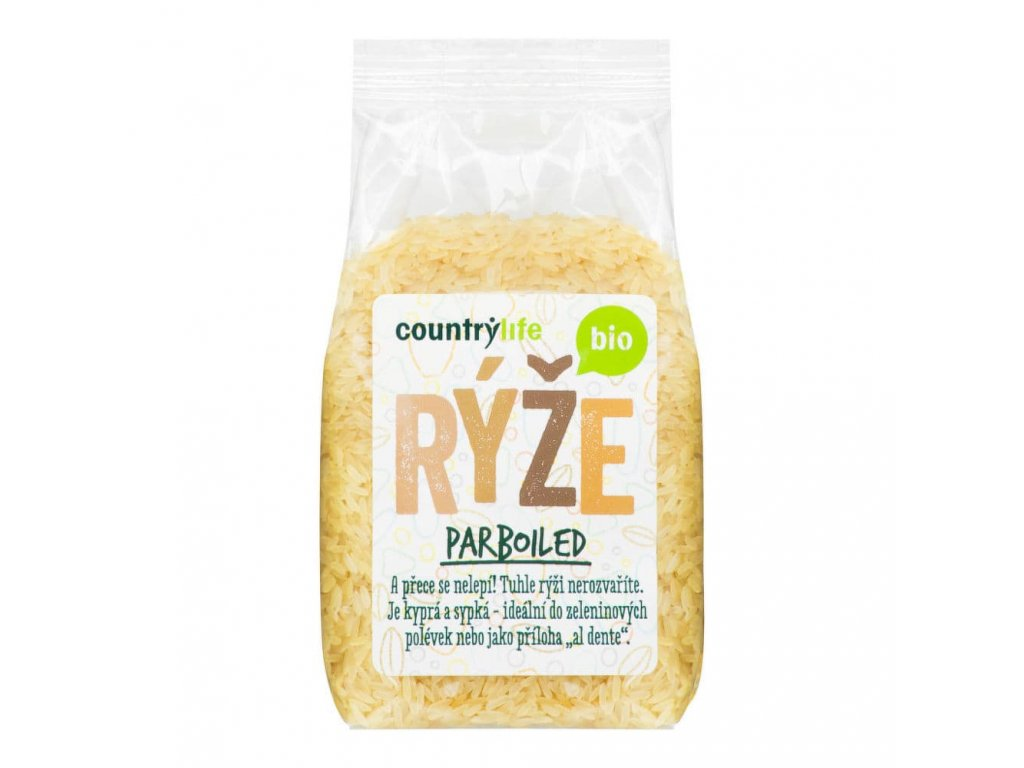 ryze parboiled country life