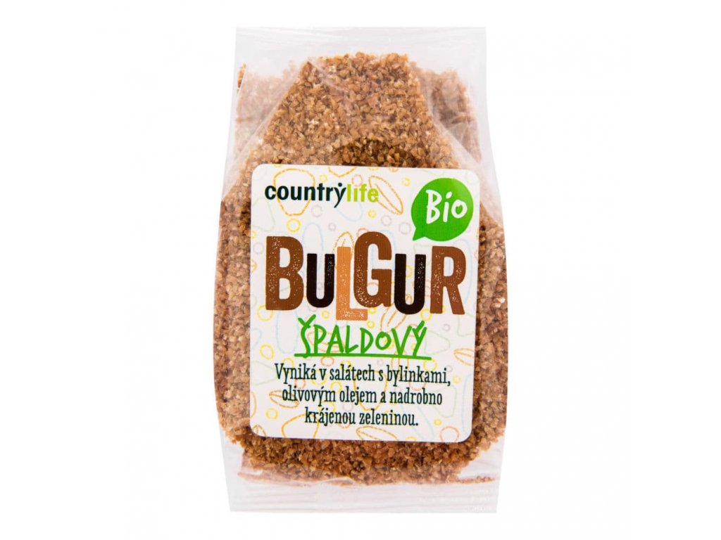 bulgur spaldovy country life