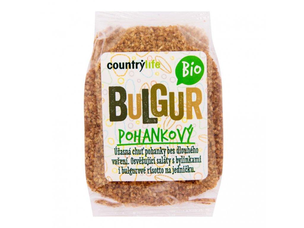 bulgur pohankovy country life
