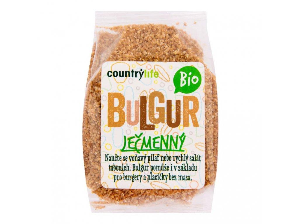 bulgur jecmenny country life