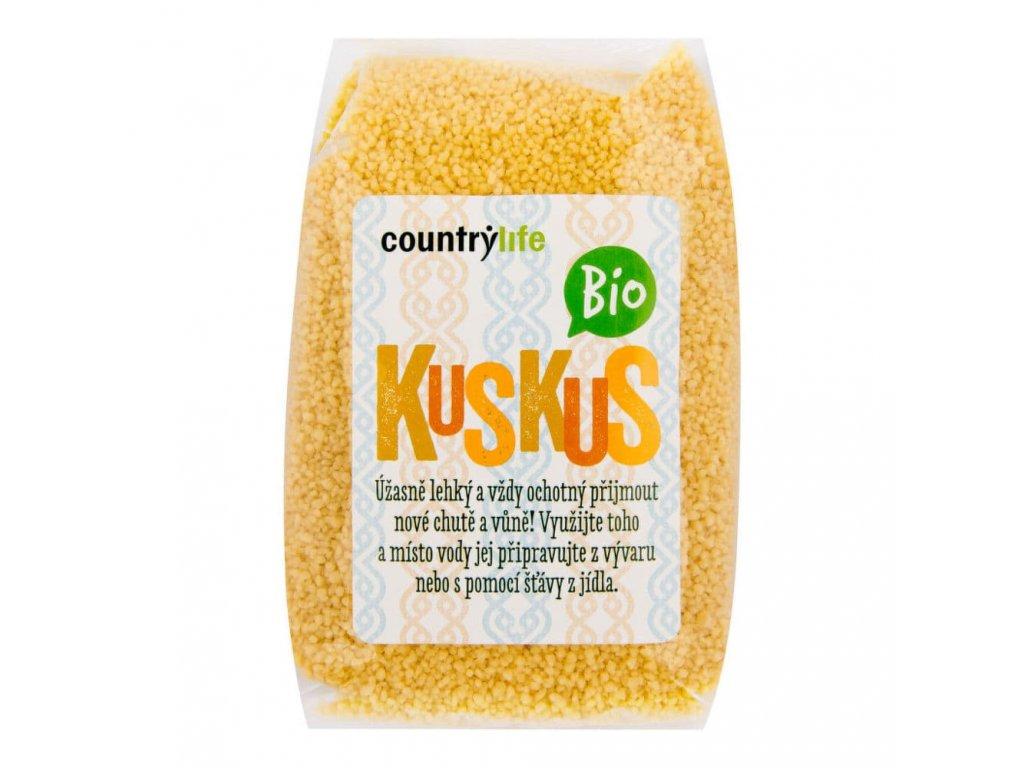 kuskus country life