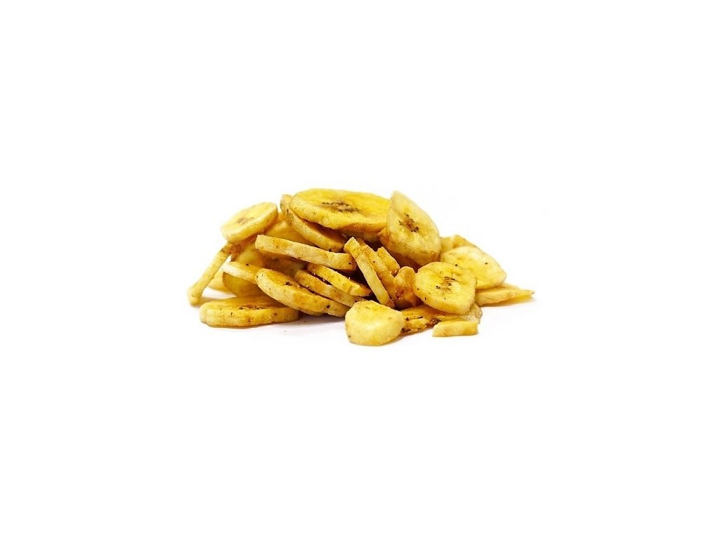 nuttamix nuttafruit suseny banan platky
