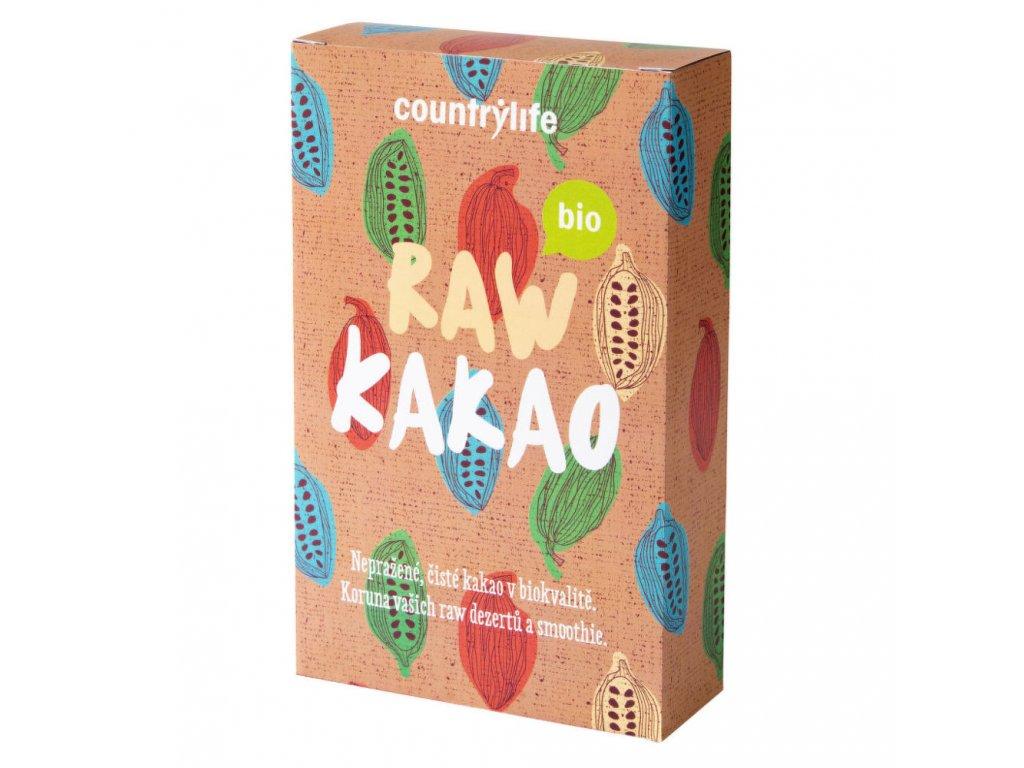 kakao raw country life