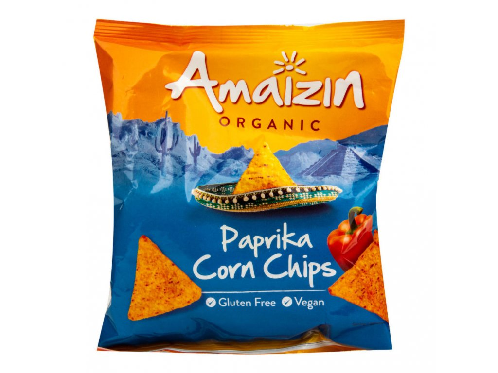 amaizin chipsy kukuricne paprikove