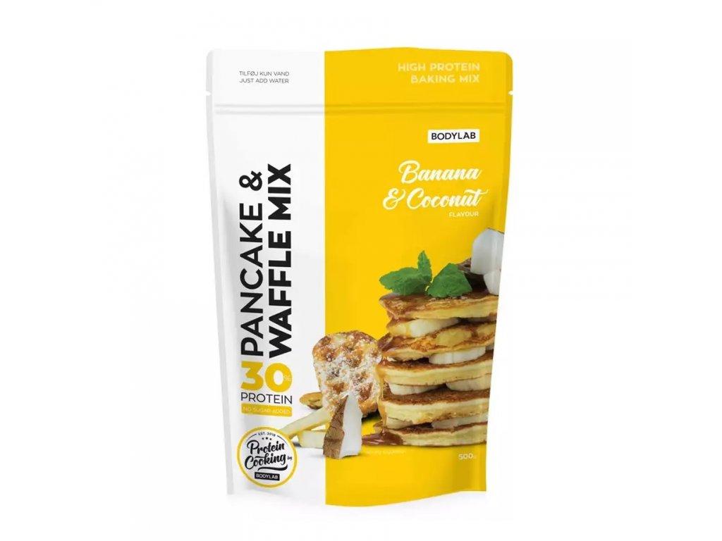bodylab high protein pancake wafle mix 101