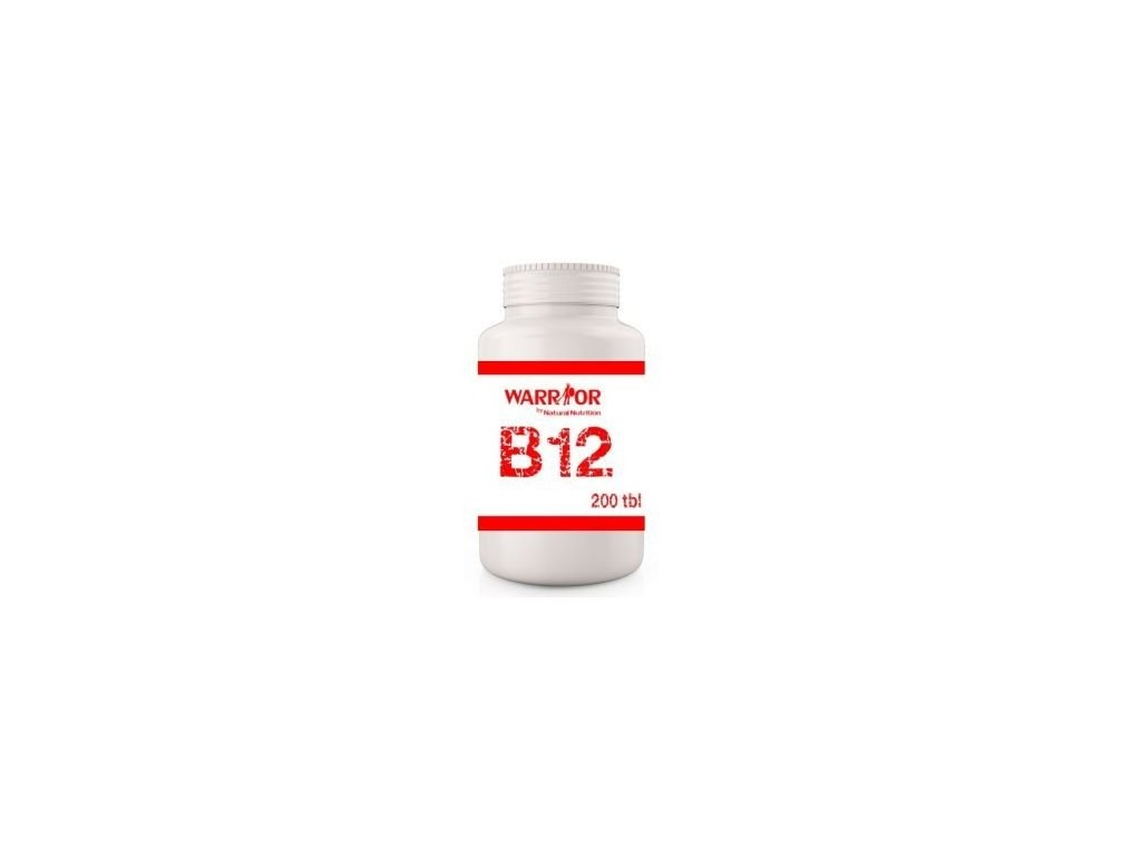 warrior nuttamix vitamin B12