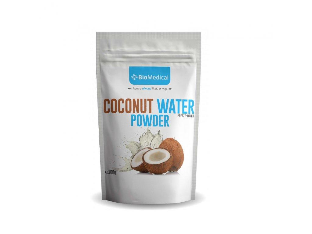 kokosova voda v prasku warrior