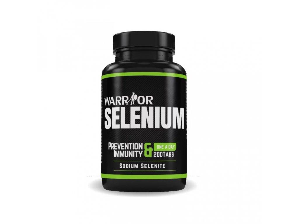 selen tablety warrior nuttamix