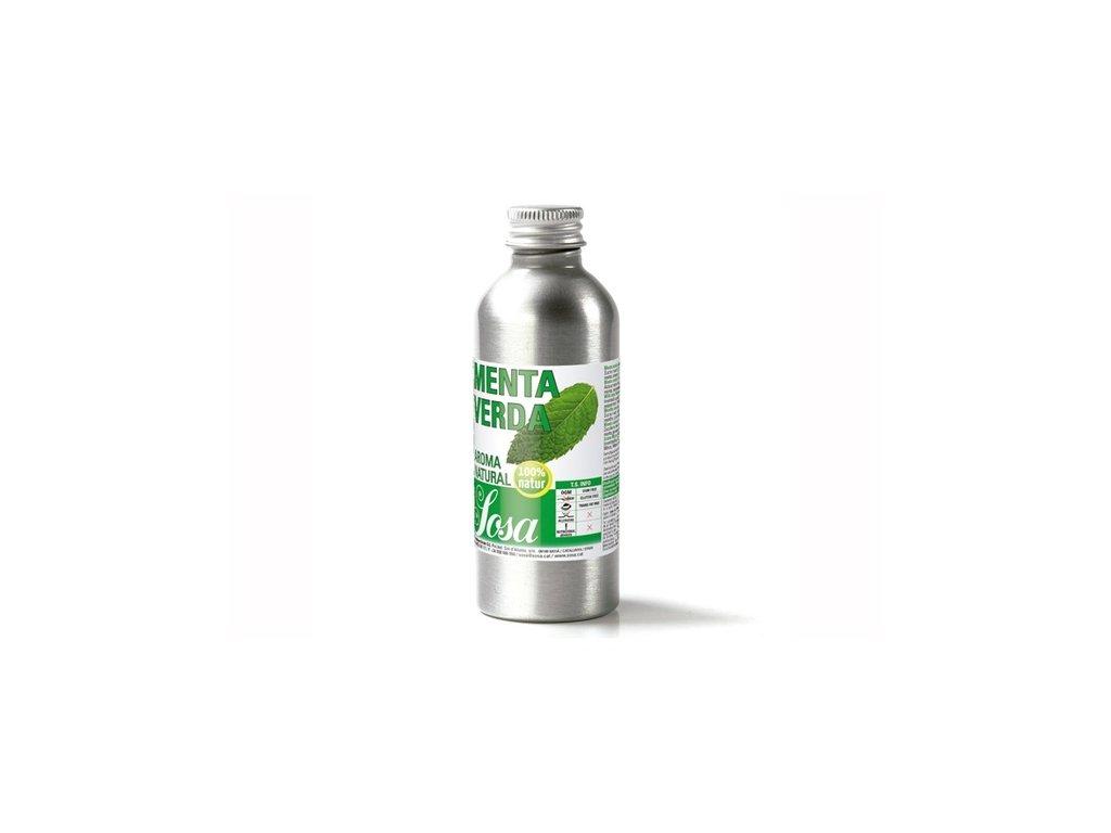prirodni aroma zelene maty