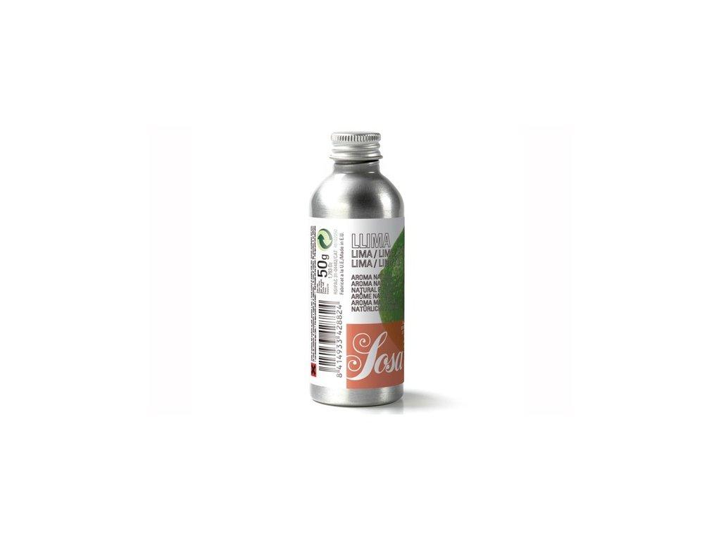 prirodni aroma limetky