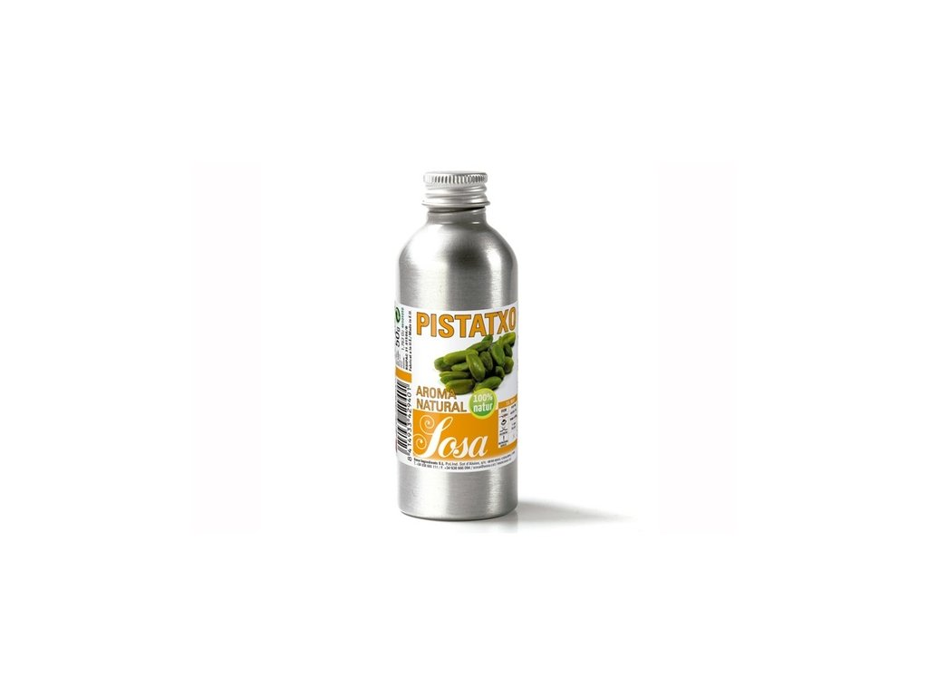 11 aroma pistacie