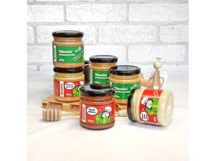 Dárkový balíček nejprodávanějších oříškových másel