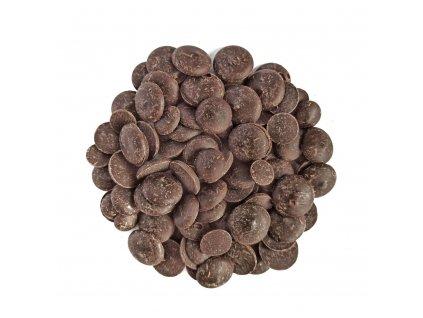 Nuttamix Italská 72% hořká čokoláda čočky 500 g