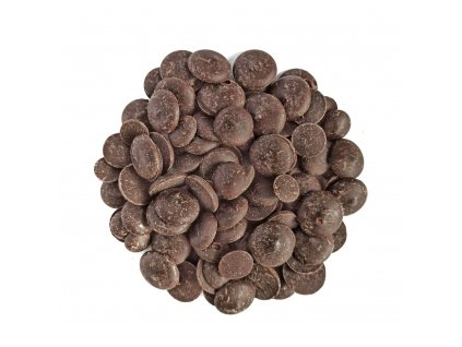 Nuttamix Italská 72% hořká čokoláda čočky 500g