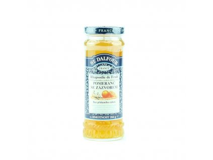 dzem marmelada pomeranc se zazvorem st dalfour