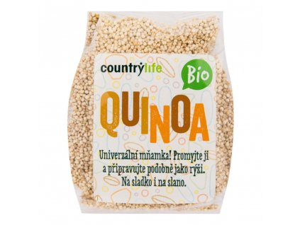 quinoa country life bio
