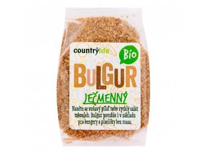 bulgur jecmenny country life
