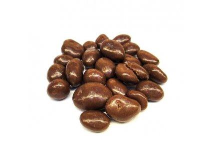 nuttamix nuttafruit rozinky v mlecne cokolade
