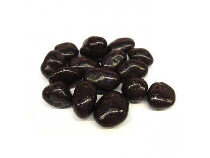 nuttamix nuttafruit rozinky v horke cokolade
