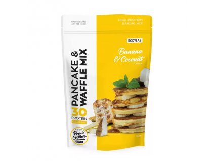 bodylab high protein pancake wafle mix 101