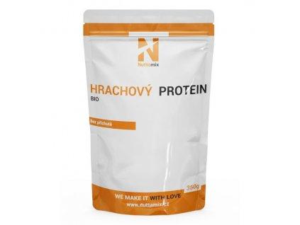hrachovy protein bio bez prichuti nuttamix