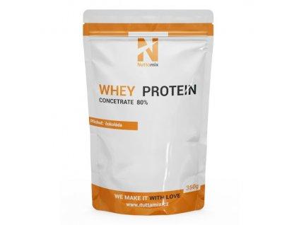 syrovatkovy protein koncentrat nuttamix