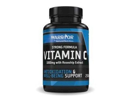 vitamin c tablety warrior