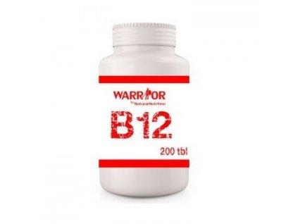 warrior nuttamix vitamin B12