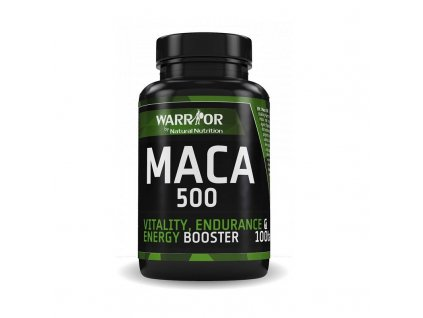 warrior maca