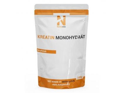 kreatin monohydrat nuttamix