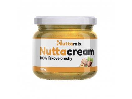 nuttamix orechove maslo liskove